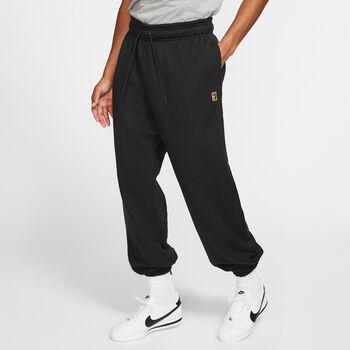 Nike Court Heritage Fleece broek Heren Zwart