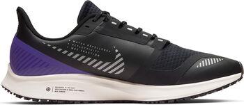Nike Air Zoom Pegasus 36 Shield hardloopschoenen Heren Zwart