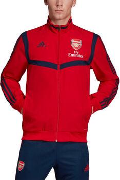 ADIDAS Arsenal FC trainingsjack Heren Rood