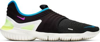 Nike Free Run Flyknit 3.0 hardloopschoenen Heren Zwart