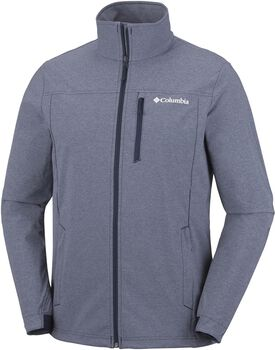 Columbia Heather Canyon jack Heren Blauw