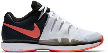 Nike Zoom Vapor 9.5 Tour Clay tennisschoenen Dames Wit