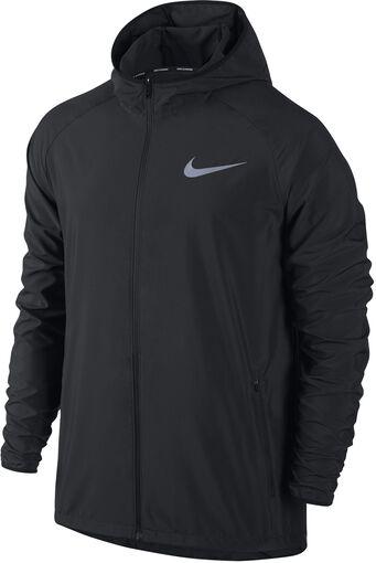 Nike - Essential Hooded Running jack - Heren - Jacks - Zwart - XXL