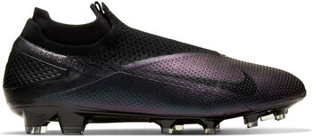 Nike Phantom Vision 2 Elite Dynamic Fit FG voetbalschoenen Heren Zwart