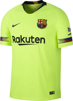 Nike FC Barcelona Uitshirt 2018-2019 Heren Geel