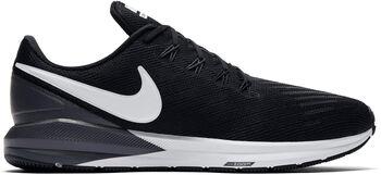 Nike Air Zoom Structure 22 hardloopschoenen Zwart