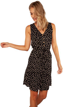 Protest Rockland jurk Dames Zwart