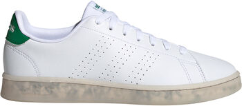 adidas Advantage Eco sneakers Heren Wit