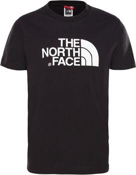 The North Face Easy kids shirt Jongens Zwart
