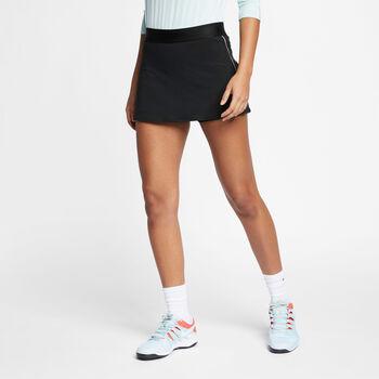 Nike Dry tennisrokje Dames Zwart