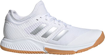 ADIDAS Court Team Bounce zaalschoenen Dames Wit