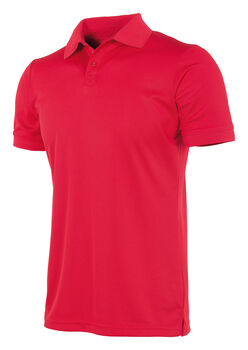 Hummel Corporate Climatec Polo Unisex Heren Rood