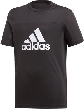 adidas Equipment kids shirt  Zwart
