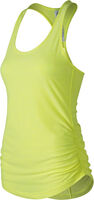 New Balance Transform Perfect Tank top Dames Geel