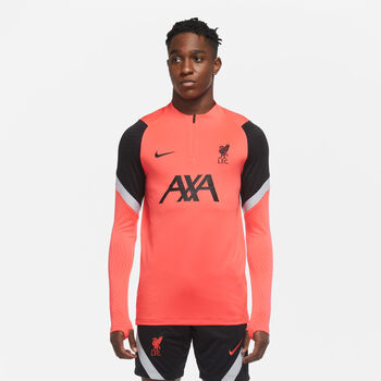 Nike Liverpool FC Dry Strike Drill shirt Heren Rood