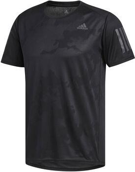 ADIDAS Response shirt Heren Zwart