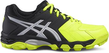 Asics GEL-Blackheath 6 jr hockeyschoenen Geel