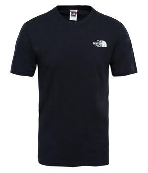 The North Face Red Box shirt Heren Zwart