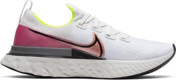 Nike React Infinity Run hardloopschoenen Heren Wit