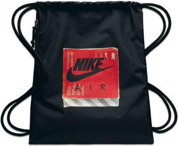 Nike Heritage GFX gymtas Zwart