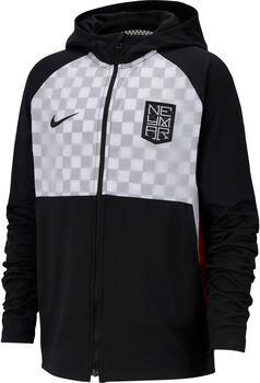 Nike Neymar Dri-FIT trainingsjack Jongens Zwart