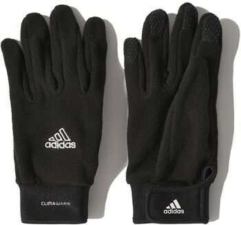 adidas Fieldplayer handschoenen Heren Zwart
