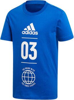 ADIDAS Sport ID shirt Blauw