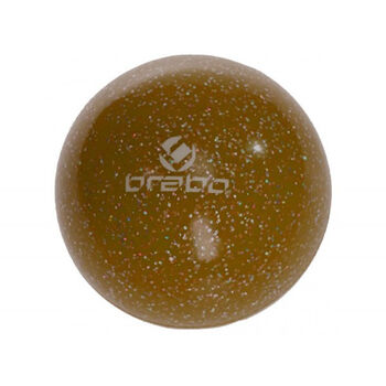 Brabo Smooth Glitter hockeybal Neutraal