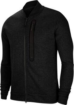 Nike Sportswear Tech Fleece bomberjack Heren Zwart