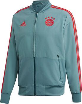 ADIDAS FC Bayern München Presentatie jack Heren Groen