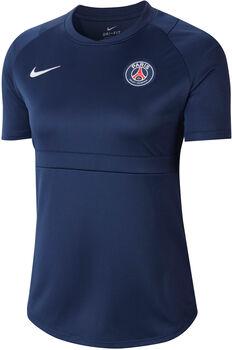 Nike Paris Saint-Germain Dry Academy shirt Dames Blauw