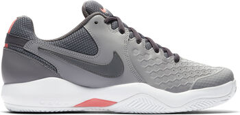 Nike Air Zoom Resistance Clay tennisschoenen Dames Zwart