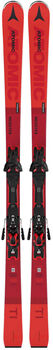 ATOMIC Redster TI + FT 12 GW ski's Heren Rood