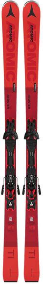 Redster TI + FT 12 GW ski's