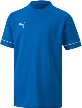 Puma Teamgoal Training kids shirt  Jongens Blauw