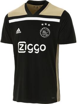 Adidas Ajax Away jr wedstrijdshirt 2018/2019 Jongens Zwart