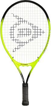 Dunlop Nitro 21 kids tennisracket Jongens Zwart