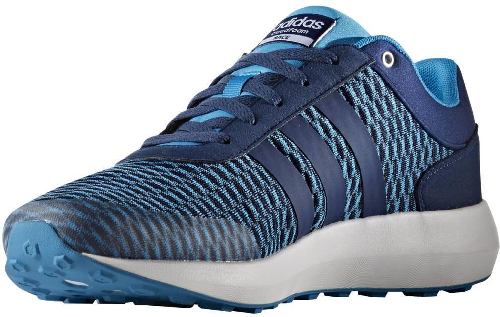 ADIDAS Cloudfoam Race sneakers Heren Blauw » Intersport.nl