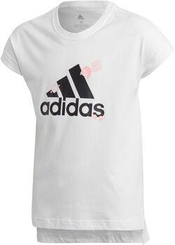 ADIDAS Collegiate shirt Wit