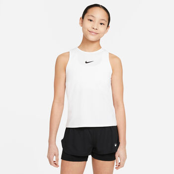 Nike Court Dri-FIT Victory top Wit