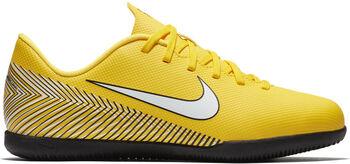 Nike Neymar Mercurial VaporX 12 Club jr zaalvoetbalschoenen Geel