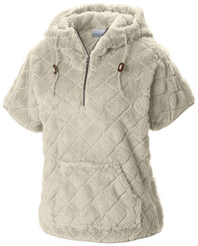 Columbia Fire Side Sherpa fleece Dames Wit