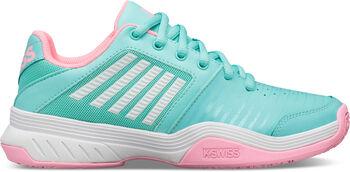 K-Swiss Court Expres Omni tennisschoenen Jongens Blauw