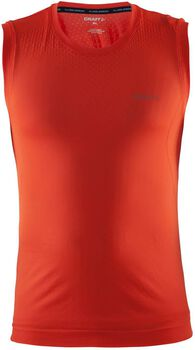 Craft Cool Seamless singlet Heren Rood