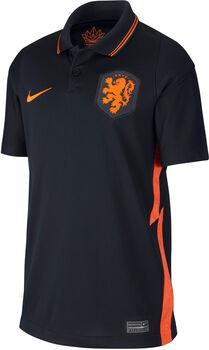 Nike Nederland 2020 Stadium kids shirt Zwart