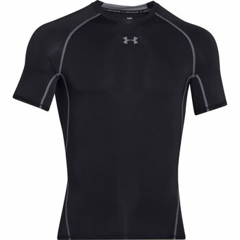 Under Armour Armour HG top Heren Zwart