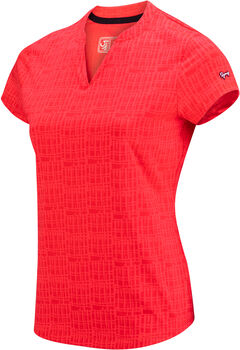 Sjeng Sports Blegonia shirt  Dames Roze