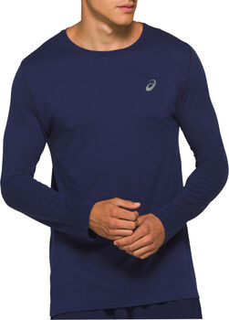 Asics Tokyo Seamless Longsleeve shirt Heren Blauw