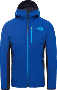 The North Face Extent III Softshell jack Heren Blauw