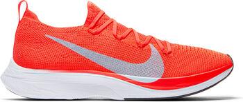 Nike Vaporfly 4% Flyknit hardloopschoenen Rood